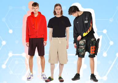 Shorts -- The TOP List of Menswear
