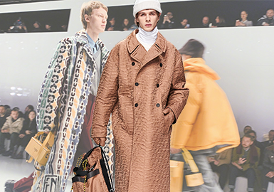 Retro Futurism -- The Catwalk Analysis of Fendi Menswear
