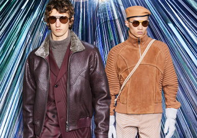 Speak for The Earth in The Name of Art -- The Catwalk Analysis of Ermenegildo Zegna Menswear