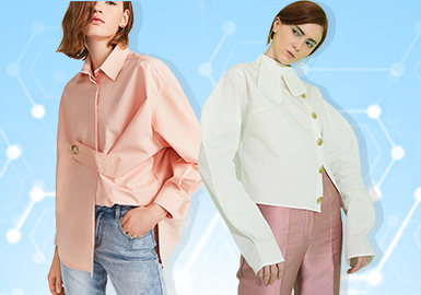 Shirts -- The TOP List of Womenswear