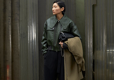 Natural Structure -- The Catwalk Analysis of 3.1 Phillip Lim Womenswear