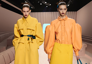 Liberating Gentle Power -- The Catwalk Analysis of Fendi Womenswear