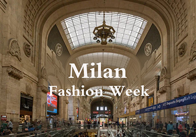 A New World -- The Comprehensive Analysis of Milan Fashion Week Womenswear