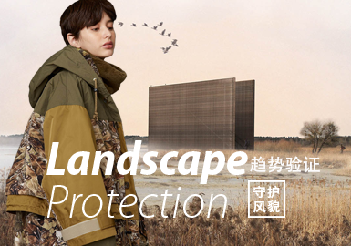 Landscape Protection -- The Confirmation of Womenswear Color Trend
