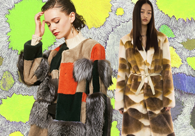 Philosophy of Color -- The Craft Trend for Women's Mink Fur