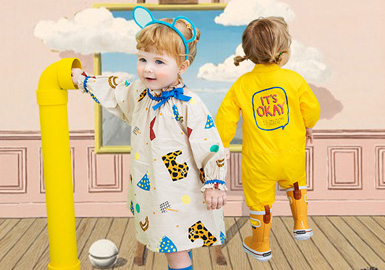 Cute Babies -- Pimpollo The Kidswear Benchmark Brand
