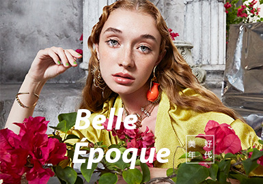 Belle Époque -- The Theme Fabric Trend for Womenswear