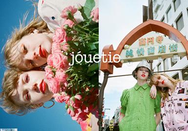 Romantic Freedom -- Jouetie The Womenswear Designer Brand