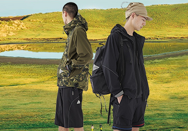 Unique Outdoor Aesthetics -- And Wander The Menswear Designer Brand