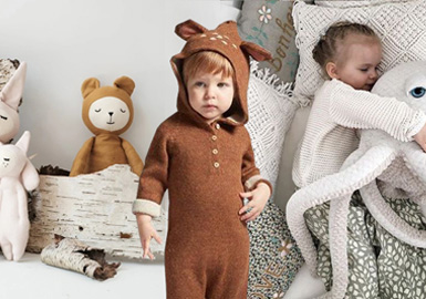 Dolls -- Theme Design & Development for Infants' Wear