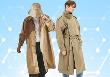 Trench Coats -- The TOP List of Menswear