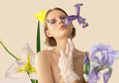 Iris -- The Pattern Trend for Womenswear