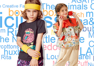 TOP 20 Popular Kidswear Designer Brands in the First Quarter