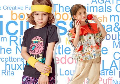 TOP 20 Popular Kidswear Designer Brands in the First Quarter