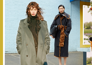 Detail Collection -- The Detail Trend for Women's Overcoats