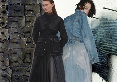 Eco-friendly Innovation and Ecological Fibers -- The Fabric Trend for Women's Denim