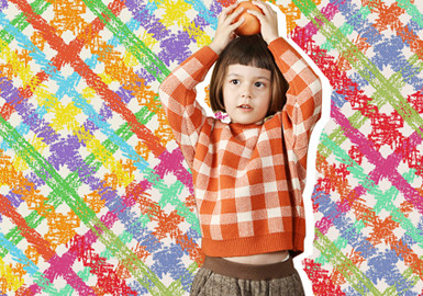 Stripes, Dots and Checks -- The Pattern Trend for Kidswear