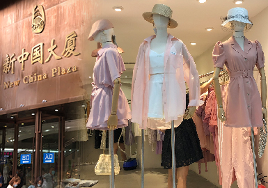 Korean Style -- The Comprehensive Analysis of Guangzhou Womenswear Markets