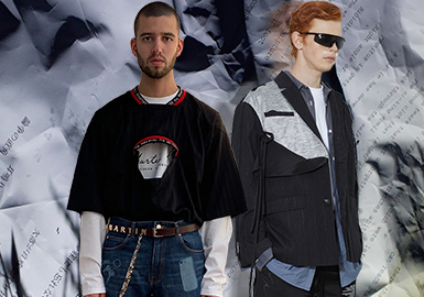 Diverse Renewal -- The Craft Detail Trend for Menswear