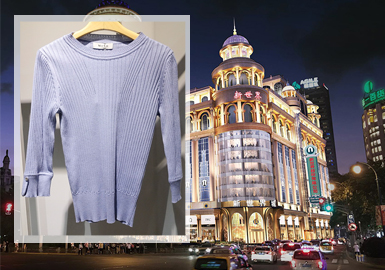 Stylish Summer Looks -- The Comprehensive Analysis of Women's Knitwear in Shanghai Markets