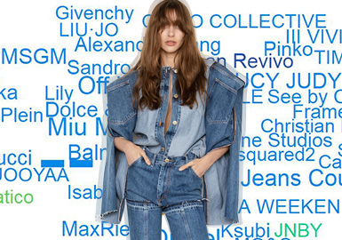 TOP 20 Women's Denim Brands in the First Half of 2020