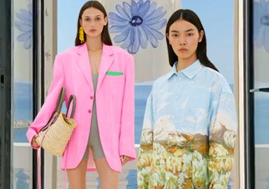 Le Coup De Soleil -- Jacquemus The Womenswear Designer Brand