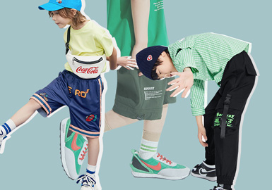 Fashionable Pants -- The Comprehensive Analysis of Boys' Pants from Benchmark Brands