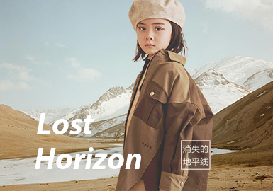 Lost Horizon -- A/W 21/22 Theme Trend for Kidswear