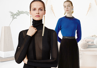 Simple yet Elegant -- The Silhouette Trend for Women's Knitted Undershirts