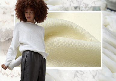 Original Softness -- The Yarn Trend for Women's Cashmere and Wool