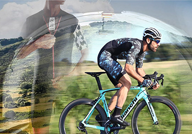 Moving Forward -- The Silhouette Trend for Men's and Women's Cycling Apparel