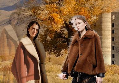 Warm and Natural -- The Color Trend for Women's Leather and Fur