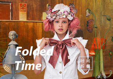 Folded Time -- A/W 21/22 Theme Trend for Kidswear