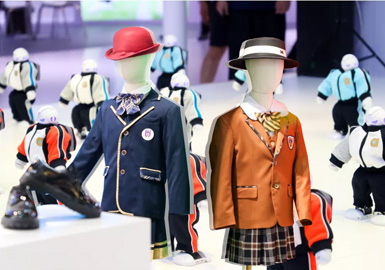 Ritual School Uniforms -- International School Uniform Exposition (Shanghai)