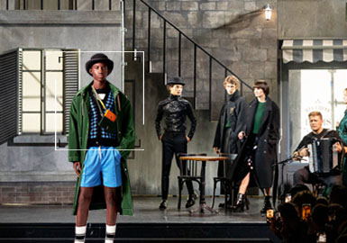 Everyday Fashion -- Ami Alexandre Mattiussi The Menswear Designer Brand