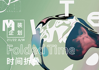 Folded Time -- Theme Design & Development for Womenswear