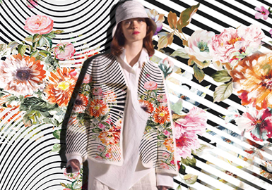 Immersive and Synthetic -- The Pattern Trend for Womenswear