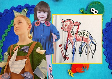 Crafted Quality -- The Pattern Craft Trend for Kidswear