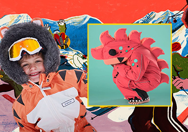 Protection in the Snow -- The Craft Trend for Kids' Ski Suits