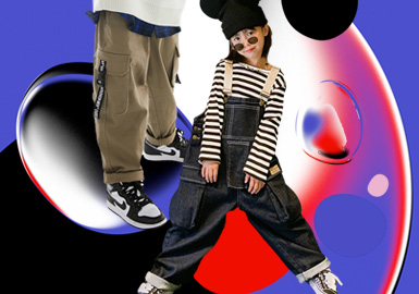 Cool and New -- The Silhouette Trend for Kids' Trousers