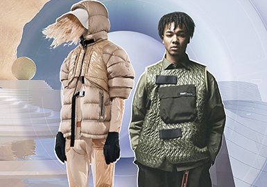Winter Travel -- The Silhouette Trend for Men's and Women's Sports Puffa Jackets