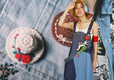 Homespun -- The Pattern Craft Trend for Women's Denim