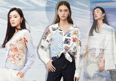 Artistic Summer -- Lily The Benchmark Brand for Business Womenswear