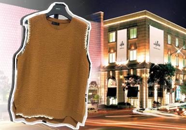 Korean Style -- The Comprehensive Analysis of Women's Knitwear in Korean Retail Markets