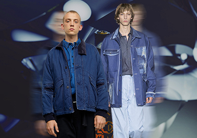 Renew Classics -- The Silhouette Trend for Men's Jackets
