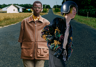 Craft, Detail and Accessory -- The Comprehensive Analysis of Online Menswear Fashion Weeks