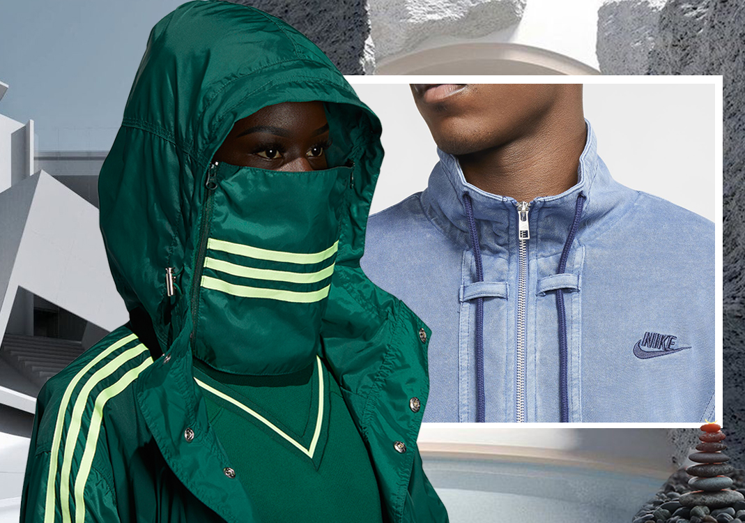 Recreated Functions -- The Detail Trend for Men's and Women's Fashion Sportswear