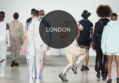 New Force -- Comprehensive Analysis of Menswear London Fashion Week