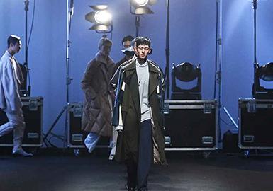 18/19 A/W Menswear Runway Show Analysis -- Seoul