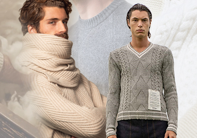 Renew the Classics -- The Comprehensive Analysis of Men's Cashmere Brands